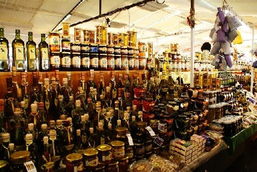 <b>Dorota Czyzewska</b>Dla poszukiwaczy smaków - oleje, oliwy i .. coś spod lady też było ;)